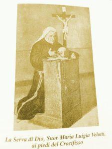 Venerabile Maria Luigia Velotti, fondatrice della congregazione delle Suore Francescane Adoratrici Della Croce