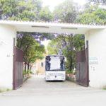 Casa San Francesco - brama wjazdowa
