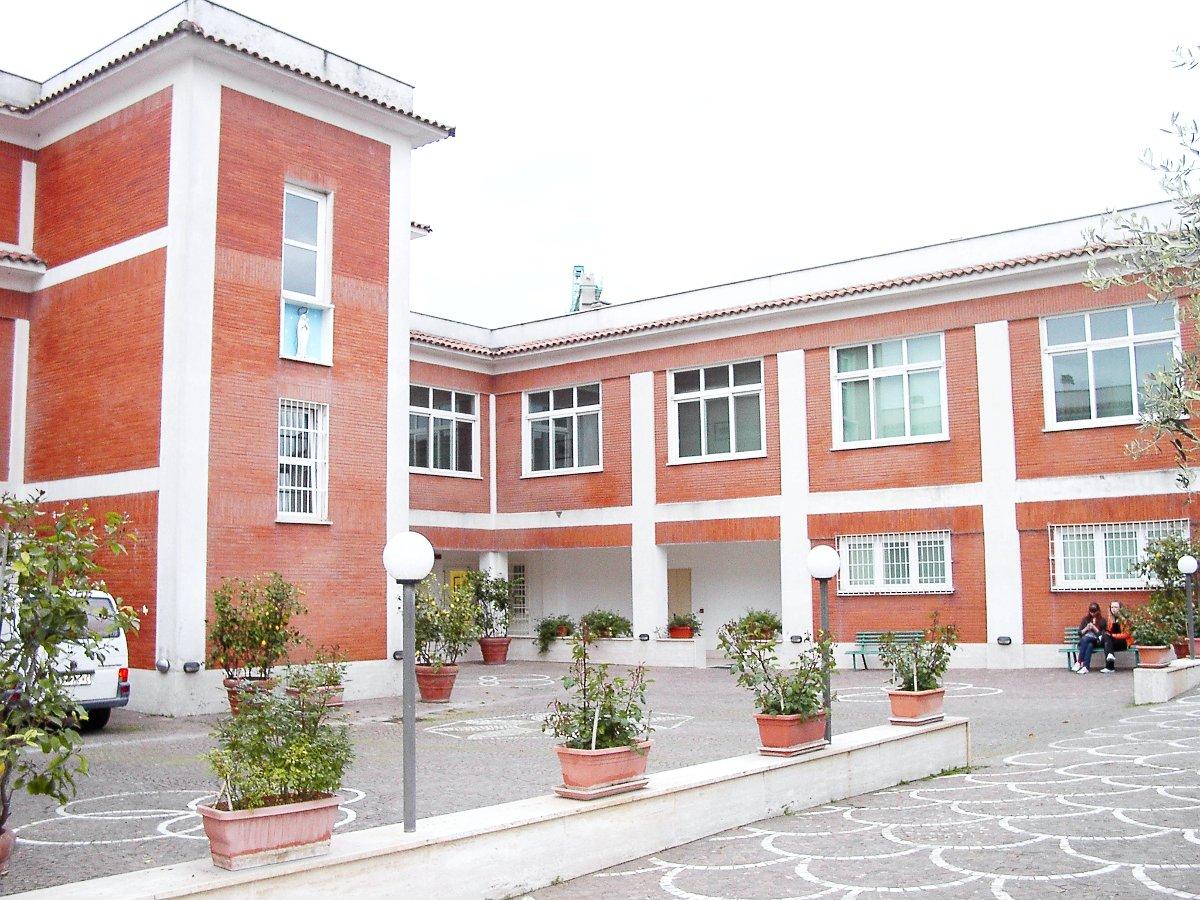 Pilgrim's house Casa San Francesco - facade