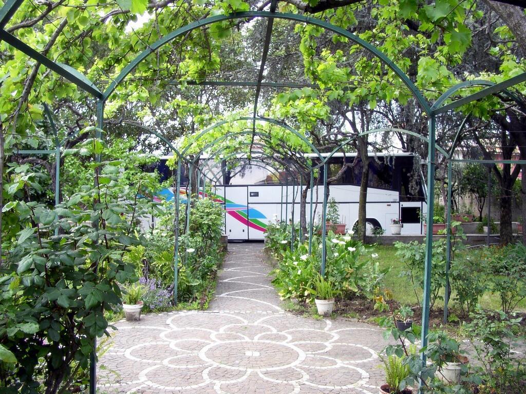 Pilgrim's house Casa San Francesco - garden
