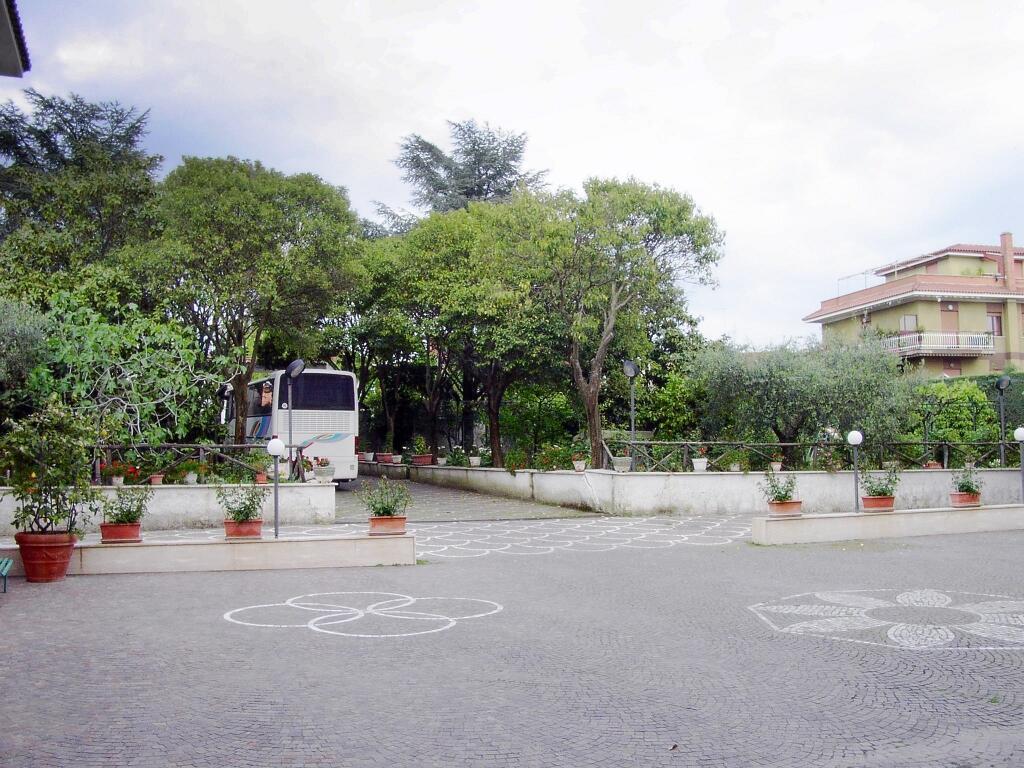 Pilgrim's house Casa San Francesco - parking