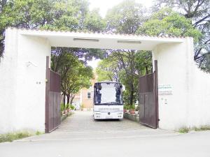 Casa San Francesco - entrata principale