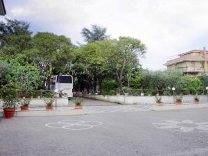 Casa San Francesco - parcheggio