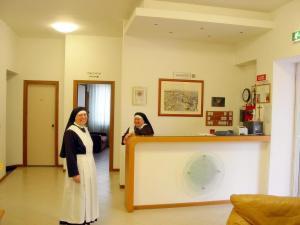 Casa San Francesco - reception